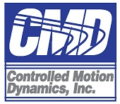 CONTROLLED MOTION DYNAMICS Logo