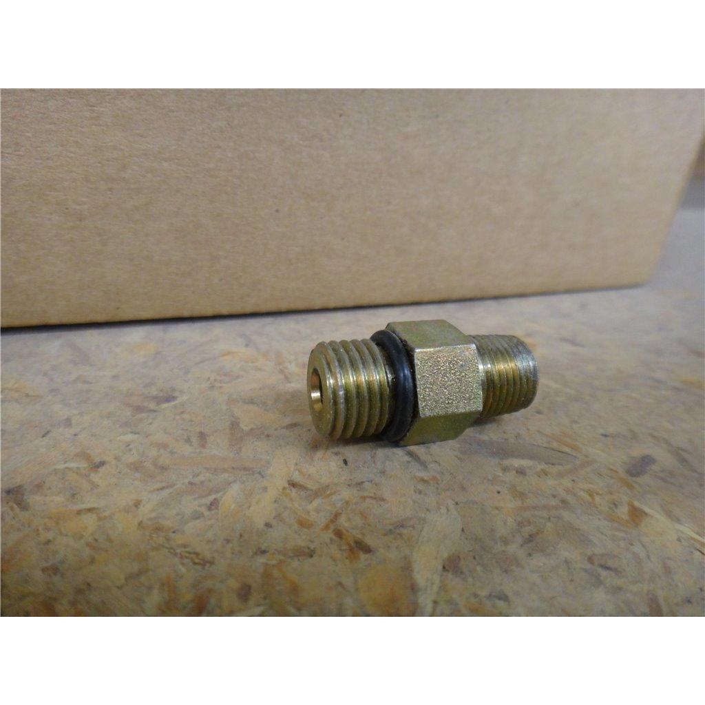 Basic /PA6.6/polyamide//10/Quality Aparoli SJA 67770/QB DIN 933/Hexagonal Screws with Thread up to Head Pack of 10/