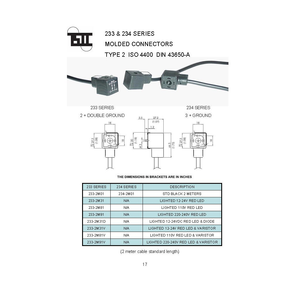Din Connectors Results Page 1 Skarda Equipment Company Inc Knox Box 4400 Wiring Diagram
