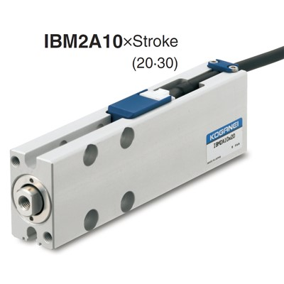 IBM2A10X30-C1-1L Electric Actuator