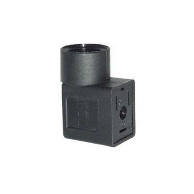DIN PLUG 22MM IND FORM 1/2 IN CONDUIT